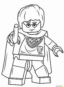 Lego Harry Potter Book For Kids