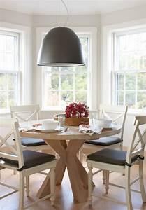 Shabby Chic Farmhouse Table And Chairs Dining Room