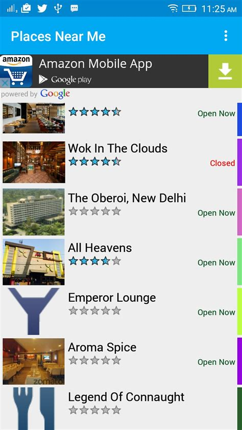 Places Near Me by Places Near Me Android App Mobile App Development