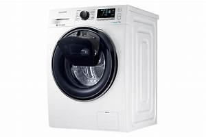 Lave Linge En Solde : samsung lave linge connect add wash ww90k6414qw soldes ~ Premium-room.com Idées de Décoration