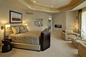 Contemporary Master Bedroom - Contemporary - Bedroom ...