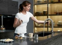 consumer reports kitchen faucets 2013 builders show kohler s free faucet is a cook s friend