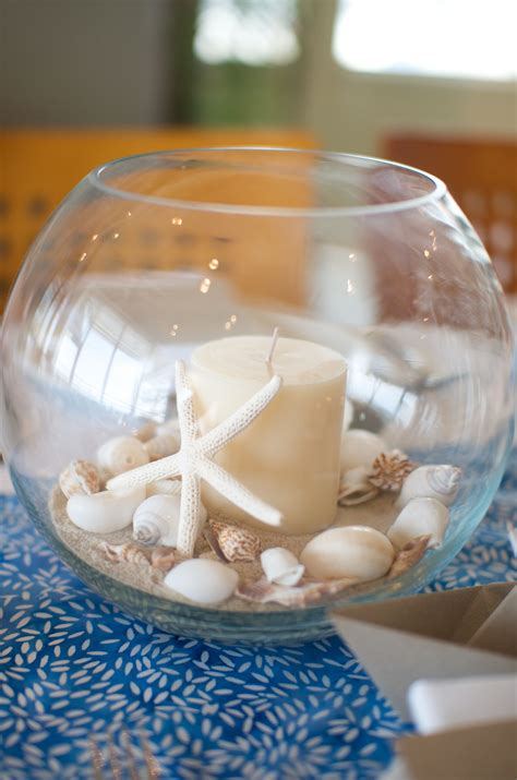 diy beach centerpieces primtivedecor in 2019 beach