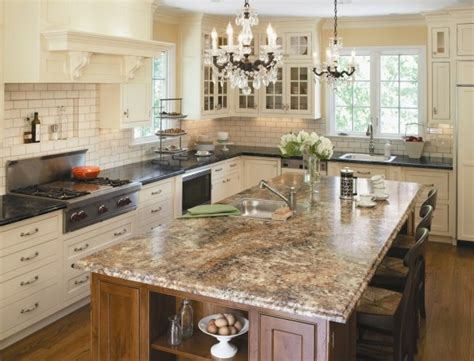 brown marble countertops top 5 granite countertop colors for trendy kitchens in