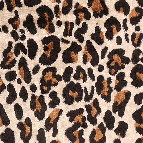leopard print upholstery fabric sabor onyx black animal design velvet jacquard upholstery