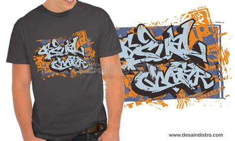 gambar desain baju kaos distro