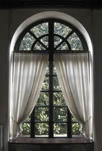 Half Moon Blinds Windows