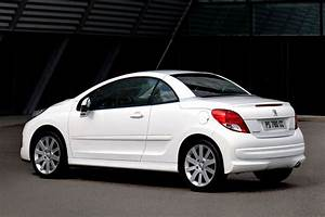 Peugeot 207 Noir : peugeot 207 cc 1 6 vti noir blanc 2010 parts specs ~ Gottalentnigeria.com Avis de Voitures