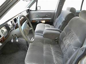 Sell Used 1987 Mercury Grand Marquis Gs Sedan 4