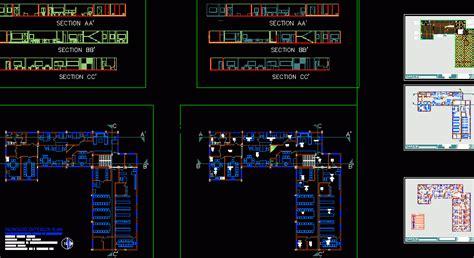 college interior dwg block  autocad designs cad
