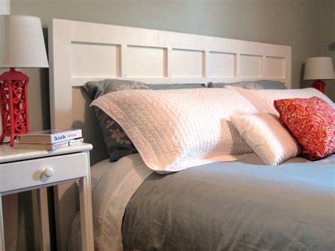 easy   diy headboard projects diy home decor