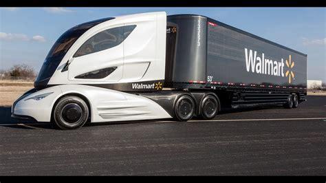 pepsi  anheuser busch   largest tesla truck