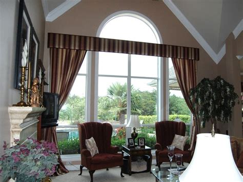 Drapes For Large Windows - diy window treatments for large windows curtains