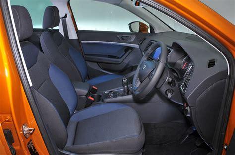 seat ateca interior seat ateca performance autocar
