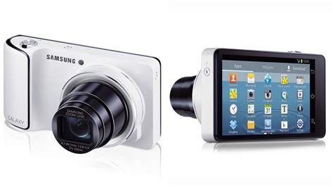 samsung galaxy camera review android meets point