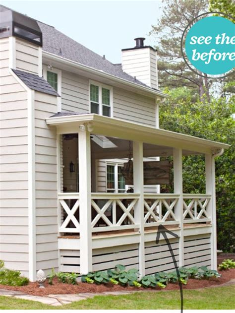 Horizontal Deck Skirting Ideas by Pin By Susan Allred On Back Yard Ideas