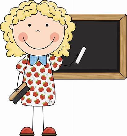 Thank Clipart Teacher Clip Attending Kindergarten Panda