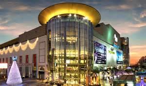 Bangkok Siam Paragon Shopping Mall