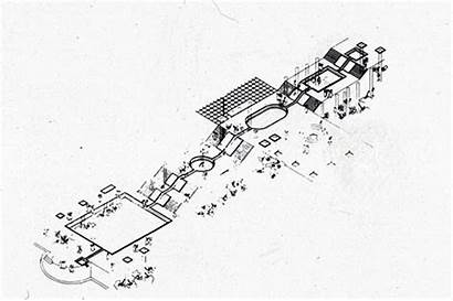 Garden Niavaran Diba Kamran Architecture Contemporary Archnet
