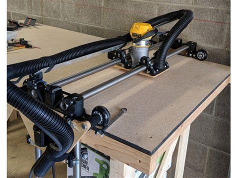 lowrider cnc full sheet capable cnc router mm