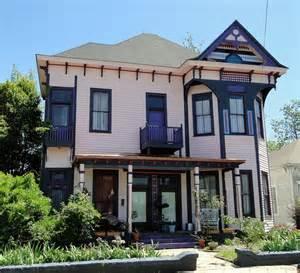 Victorian Painted Ladies Houses