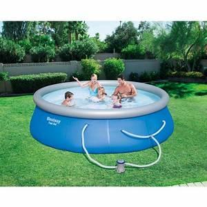 Bestway Pool Set : bestway fast set 13 39 x 33 swimming pool set with filter pump ~ Eleganceandgraceweddings.com Haus und Dekorationen