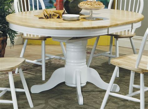 Awesome Oval Kitchen Tables  All About House Design
