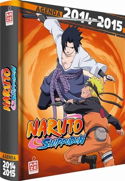 Naruto Agenda Concours Gagne Shippuden