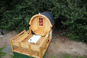 Fass Als Gartenhaus : lippesee camping zu mieten wohnfass ~ Markanthonyermac.com Haus und Dekorationen