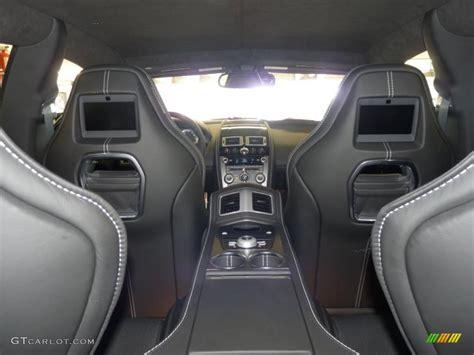 aston martin rapide interior pictures obsidian black interior 2011 aston martin rapide sedan