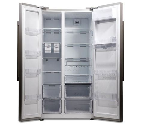 Buy BEKO ASD241S American Style Fridge Freezer   Silver