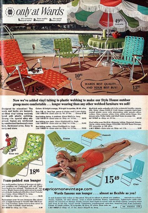 montgomery ward 1967 summer sale catalog style house