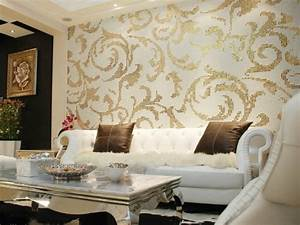 71 Wohnzimmer Tapeten Ideen Wie Sie Die Wohnzimmerwnde