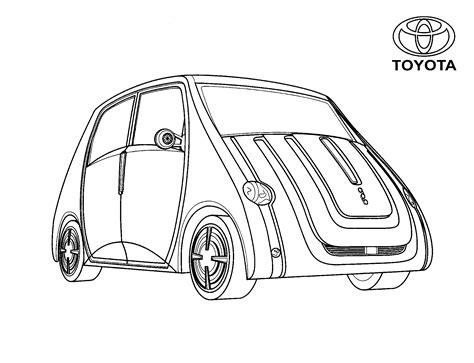 disegni da colorare giapponese mini van