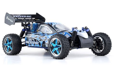 rc cars for 1 10 scale exceed nitro forza hyper speed buggy rtr review