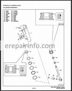 Bobcat 863 Service Repair Manual Skid Steer Loader 6900648