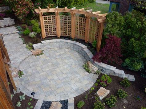 design a paver patio paver patio designs create a beautiful patio using concrete pavers patio ideas pinterest