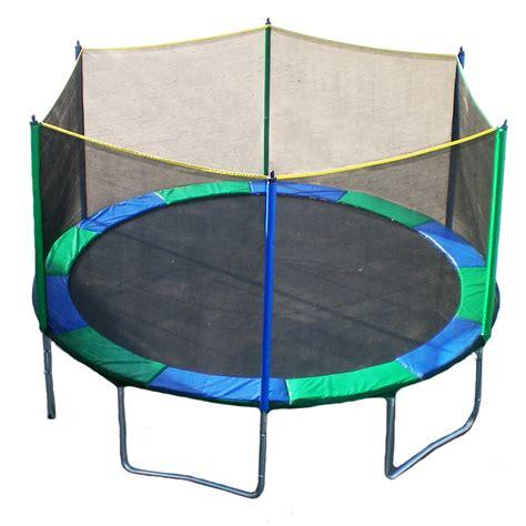 billig oval trampoline