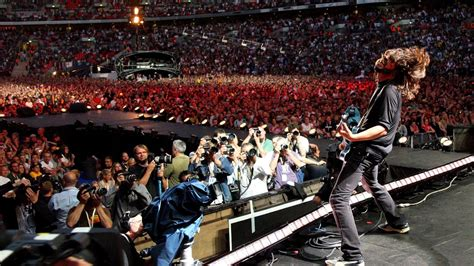 Foo Fighters Best Of You Testo Foo Fighters Busforfun Per Concerto Firenze