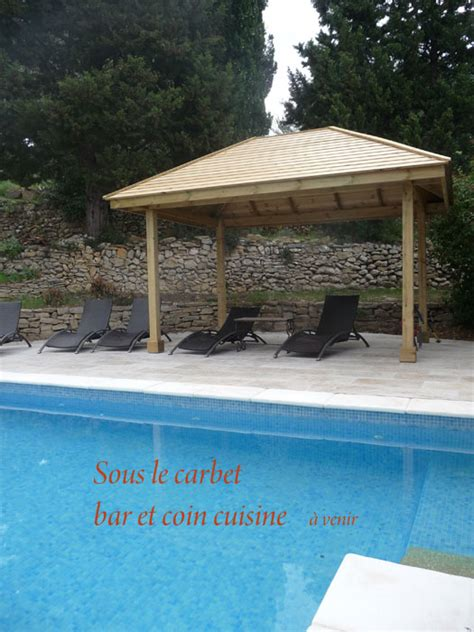 decoration cuisine design pool house cuisines extérieures comptoir bar espace