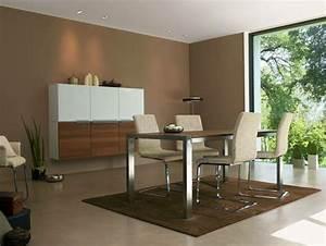 Wohnzimmer Einrichten Brauntöne : wandfarben braunt ne setzen sie auf eine universale farbe ~ Watch28wear.com Haus und Dekorationen