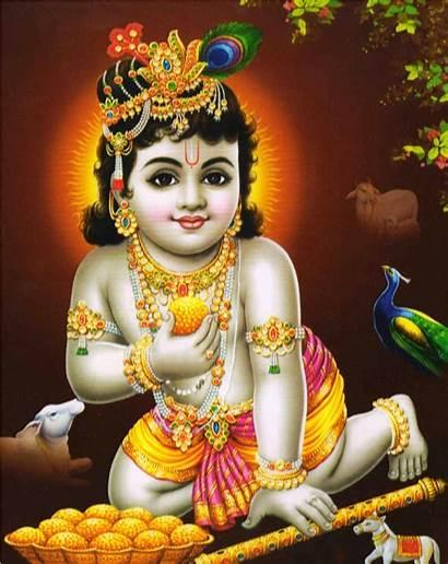Krishna God Hindu Wallpapers Mobile Shri Shree