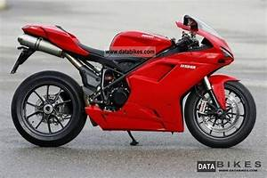 2011 Ducati 1198, with DTC and automatic switch