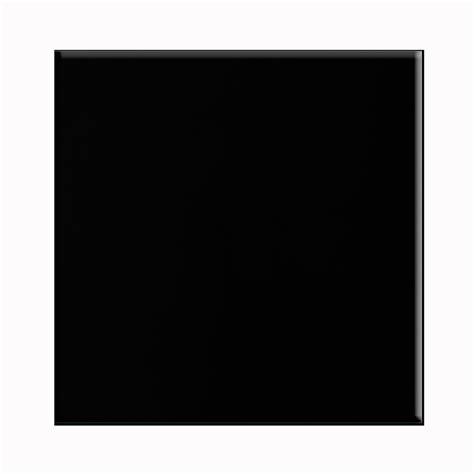 shop porcelanite 15 pack black ceramic floor tile common