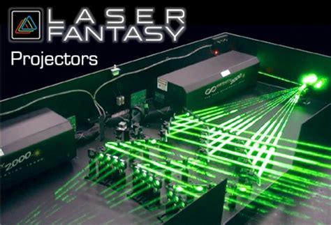 world class laser light show projectors