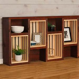 How, To, Build, A, Bookcase, With, Crates, U2014, The, Family, Handyman