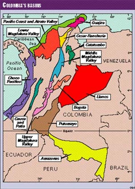 Colombia Continues To Yield Major Oil, Gas Discoveries ...