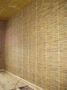 Trennwände Raumteiler Selber Bauen : reet wand dachgeschossausbau nat rliche trennwand hiss reet ~ Sanjose-hotels-ca.com Haus und Dekorationen