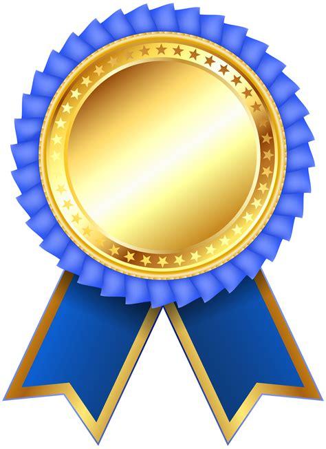 clip trophies  rosettes clipart soccer ribbon png