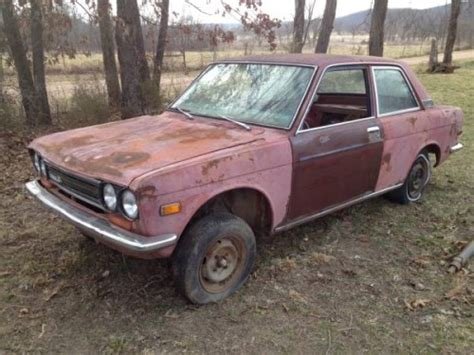 Datsun 510 Parts 1972 datsun 510 parts car for sale by owner in tahlequah